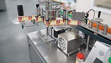 Etiketleme Makinası