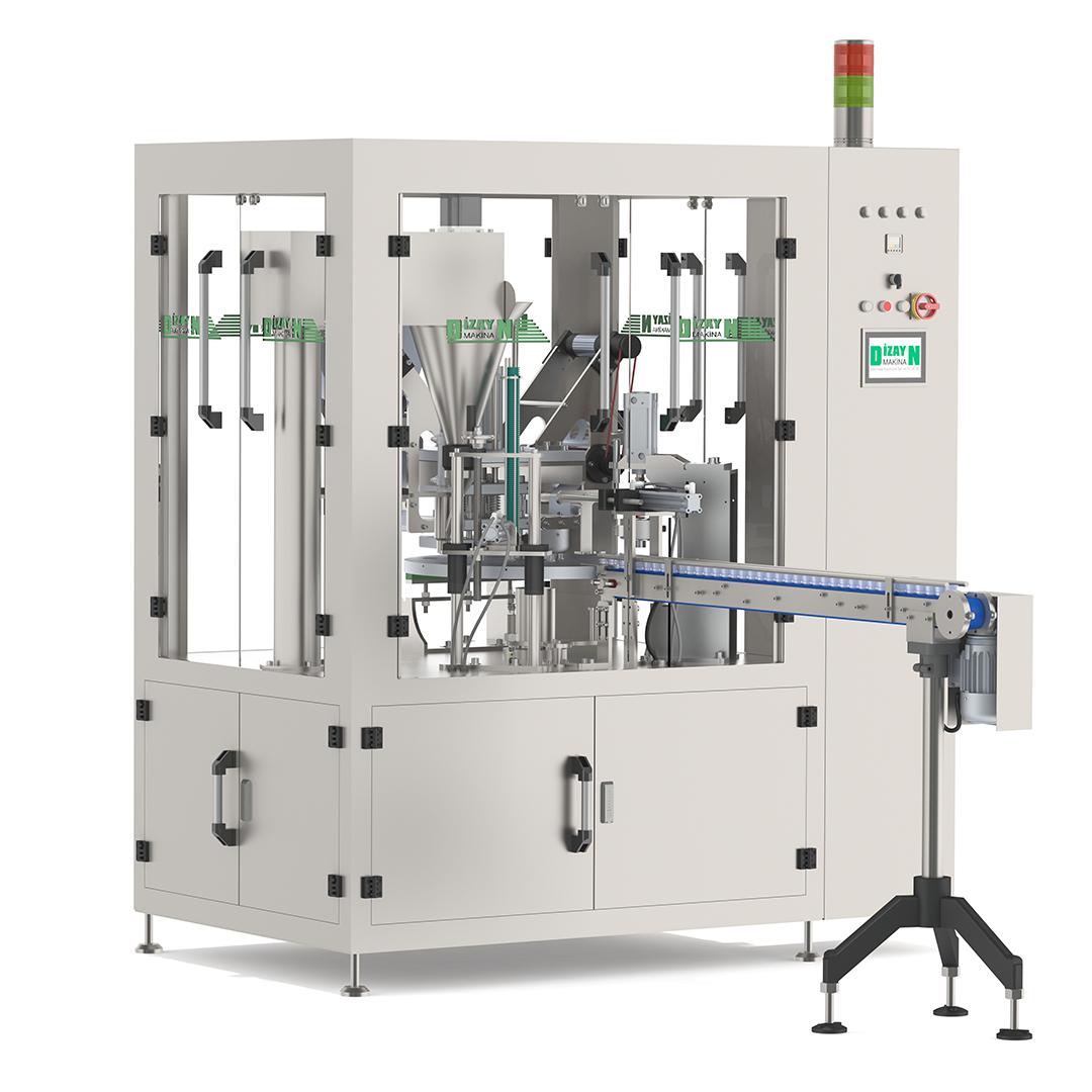 kapsül dolum makinası